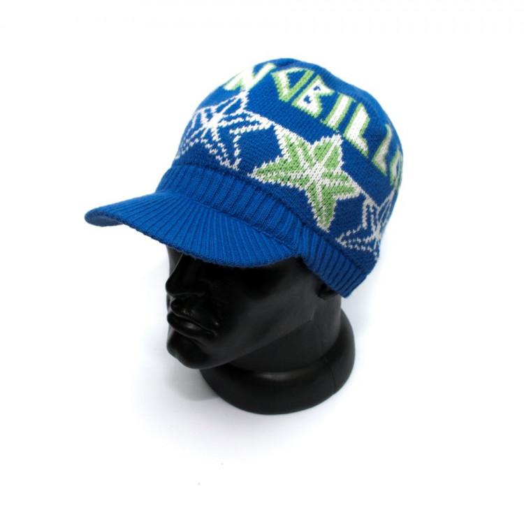 Чоловіча шапка Billabong синя з дашком S9BN01BI08 купити в Києві ... e41f893a05814