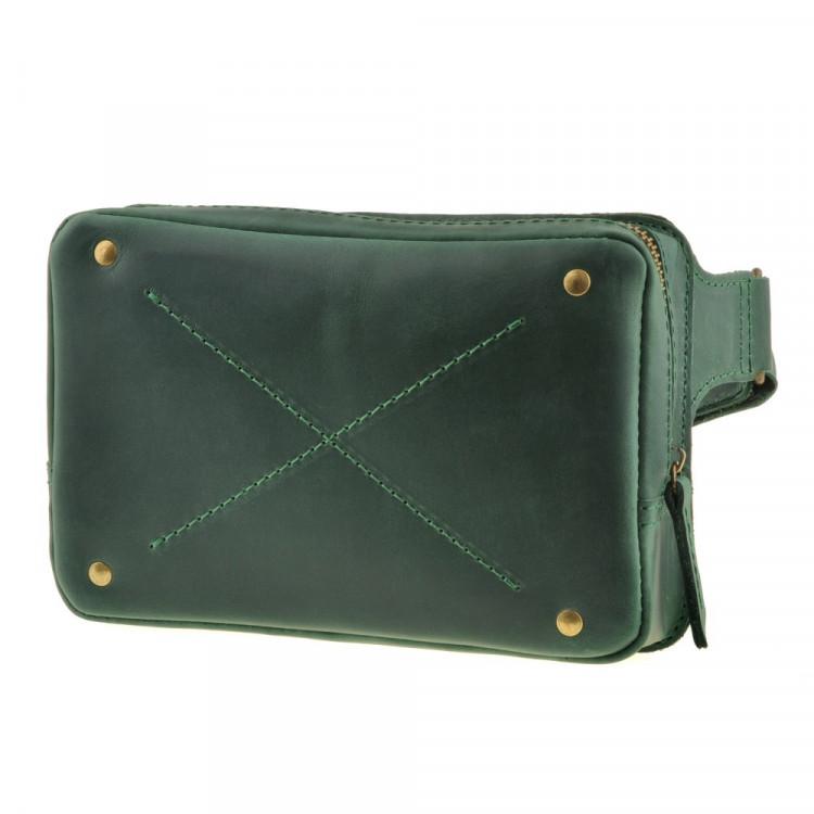 Сумка поясна DropBox (Смарагд) BN-BAG-6-iz купити в Києві 48745d3572861
