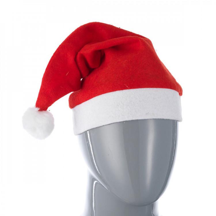 Новорічна шапка діда мороза купити в Києві 8340f3b210d8f