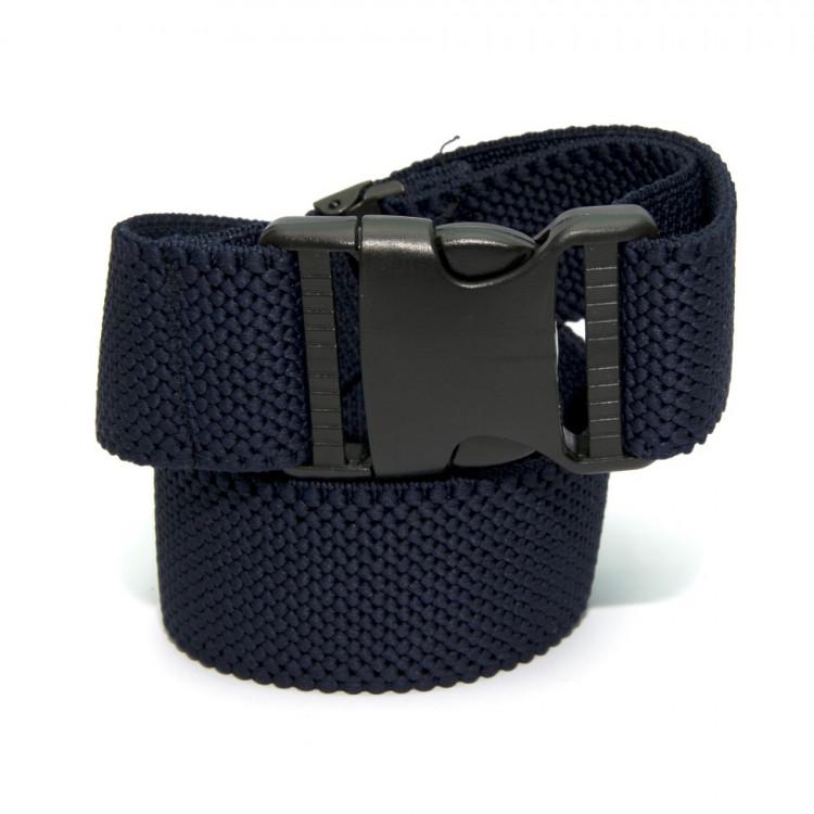 Стрейчевий темно-синій ремінь Gofin RGN-2176 купити в Києві 4faa3d952d62d
