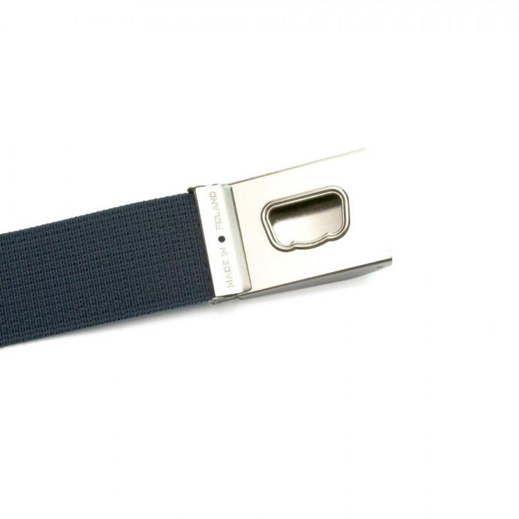 Стрейчевий ремінь Gofin синього нічного кольору з відкривачкою для пива RGN- 2191 bbcfd067b5194