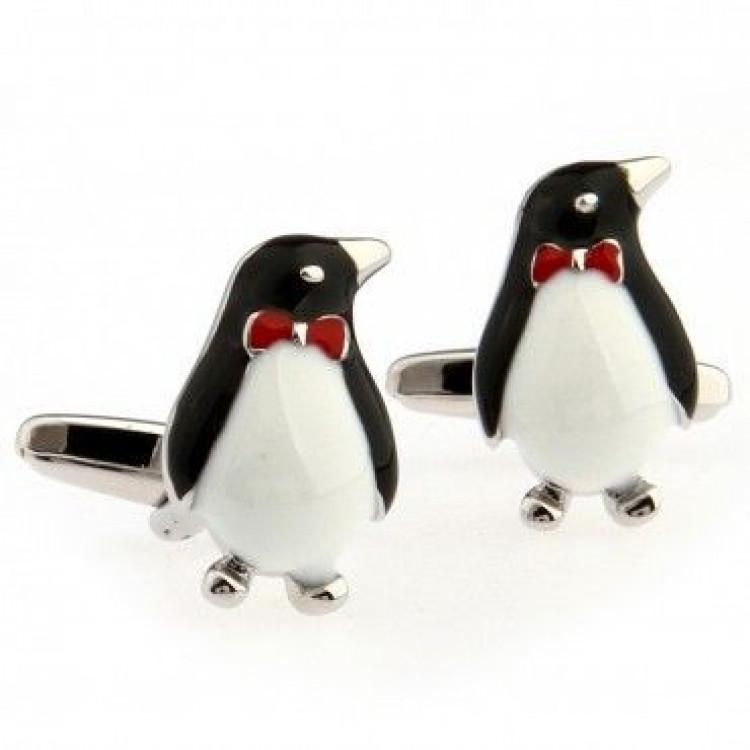 Запонки пінгвін ZPH-1185 купити в Києві 443b12ad564f6